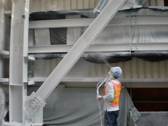 Способы огнезащиты конструкций зданий и сооружений