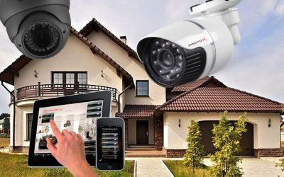 Установка видеонаблюдение на сложных объектах