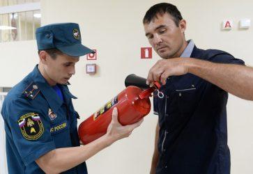 Что проверяет МЧС по пожарной безопасности?